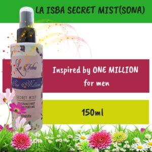 La Isba Secret Mist Sona