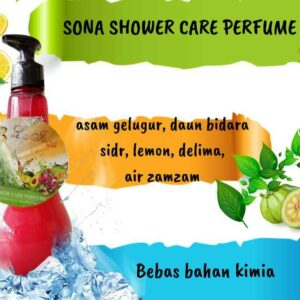 Sona Shower Care Perfume