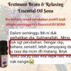 Testimoni Sona Essential Oil