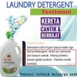 testimoni Sona Laundry Detergent 2
