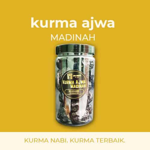 Kurma Ajwa Madinah