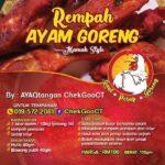 rempah goreng mamak style