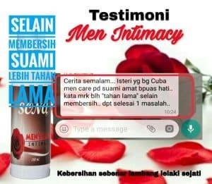 testimoni mens care