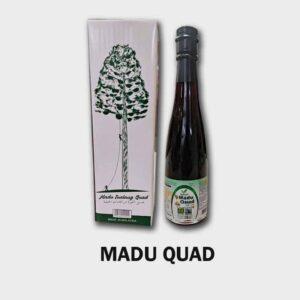 Madu Quad 430g